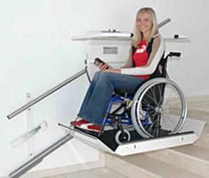Инвалидни платформи Delta