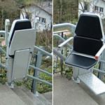 Инвалидни платформи Omega