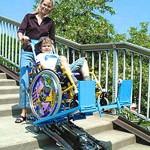 Инвалидни платформи Trepenkulli Junior