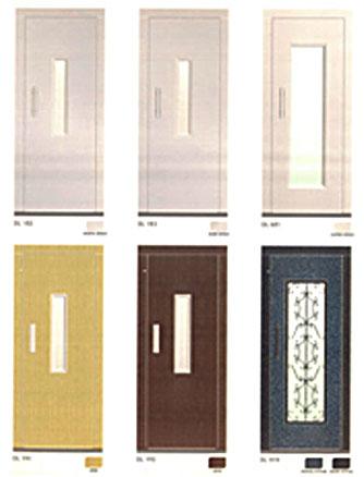 Полуавтоматични врати