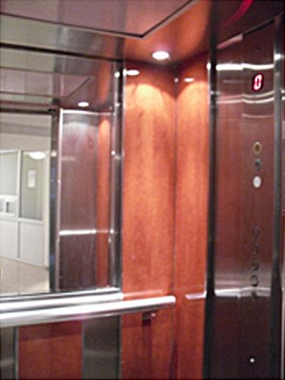 Кабини за асансьори