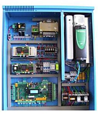 Електро-въжени табла за управление на асансьори